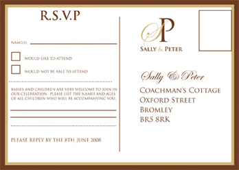 rsvp template for event - how do you write a confirmation email to an rsvp wedding