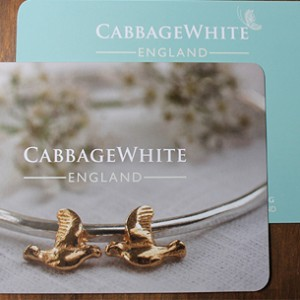 Cabbage White England