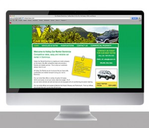 Valley Rent A Car Dominica