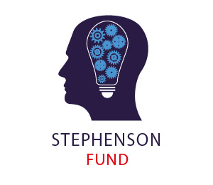 The Stephenson Fund Logo Design by Natty Designs